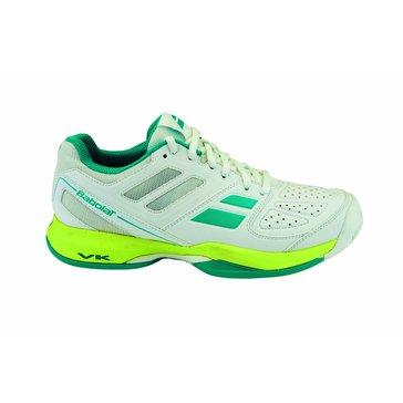 Dámská tenisová obuv Babolat Pulsion All Court W 2016 White blue 7a503a12f7
