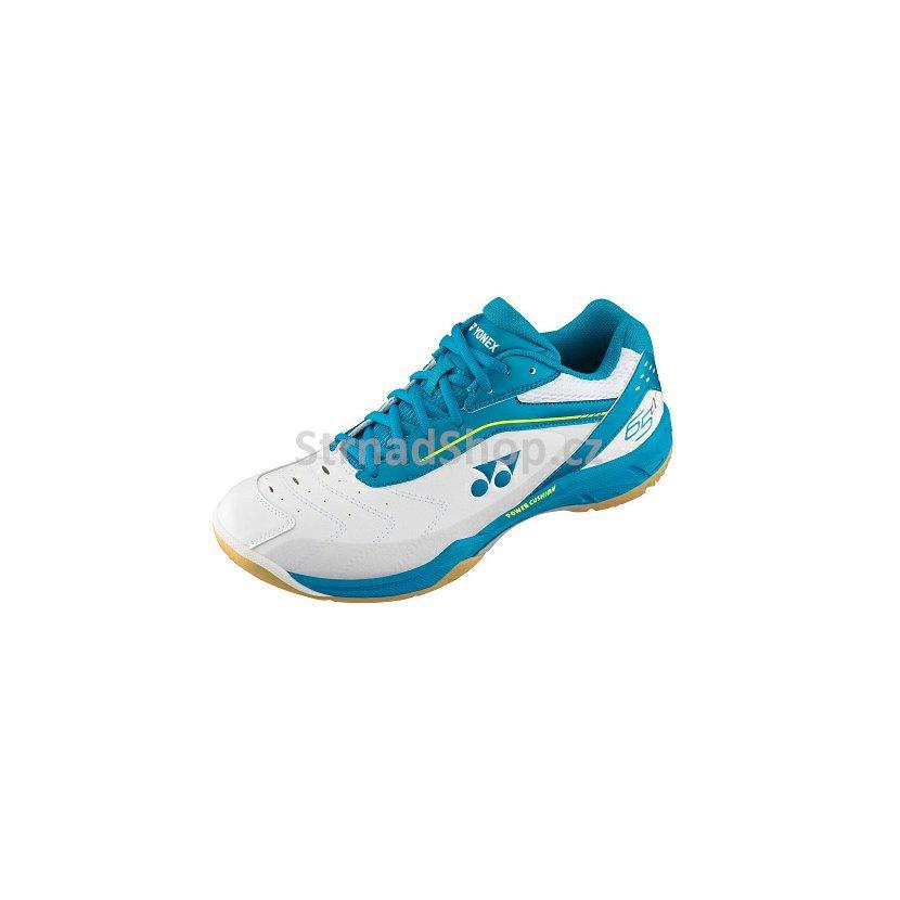 5742665bfef ... Badmintonová obuv Yonex SHB-Power Cushion 65 Alpha Sky blue