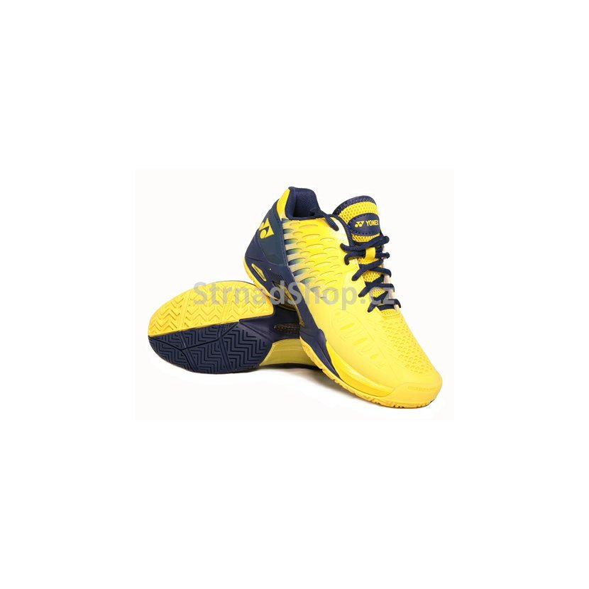 Pánská tenisová obuv Yonex PC ECLIPSION 2 AC Yellow blue +omot ... c7d001b308